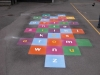 word-jump-playground-markings