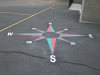 playground-markings-8-point-compass