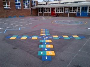 4Way Hopscotch
