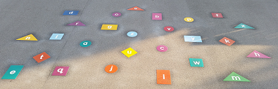 wolverhampton playground markings