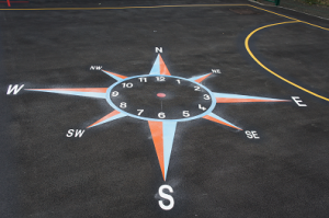 Playground Markings Saint Albans