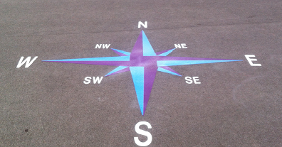 playground markings dundee