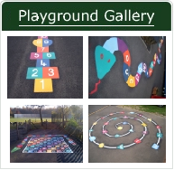 Playground Markings Image Gallery