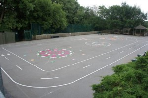Kings Norton Primary School after