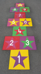 playground markings in swansea