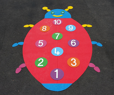 educational playground markings stockport